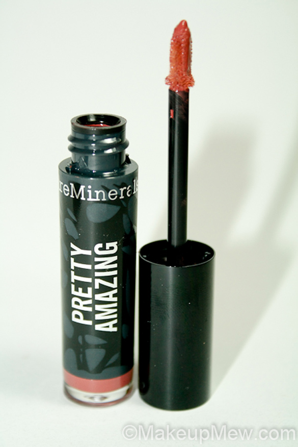 Picture of Bare Minerals Pretty Amazing Lip Color in the Shade Bravado