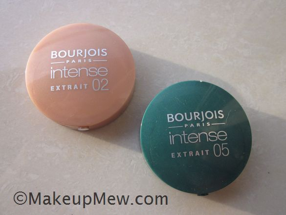 Bourjois Intense Extrait 02, 05 Review