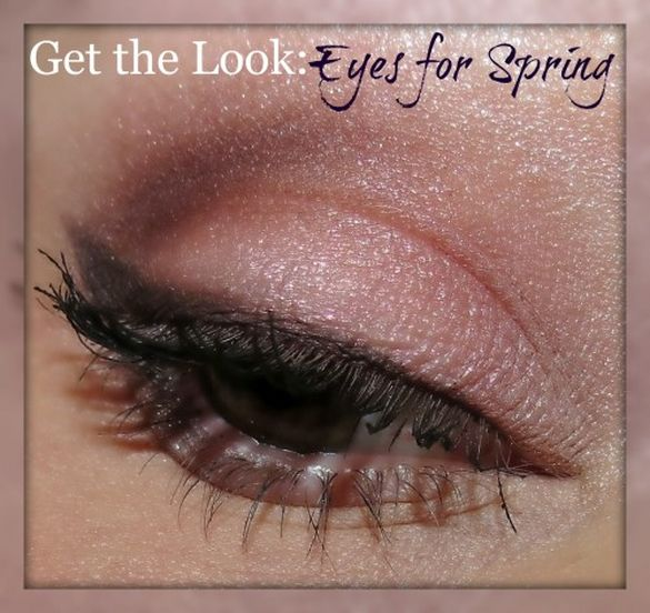 Bringing in Pink for Spring Eyeshadow Tutorial by Blushing Noir