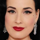 Dita Von Teese Makeup Tutorial + Makeup Tips