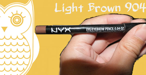 Nyx Brow Pencil Review