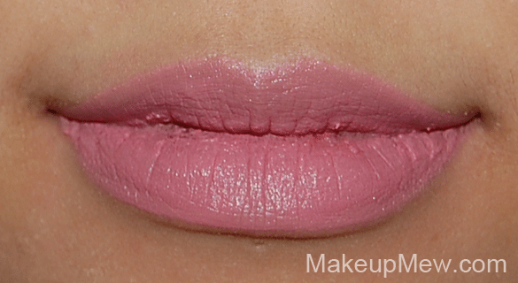Nyx Soft Matte Lip Cream accentuates flaky and dry lips... :(