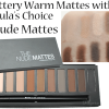 Phyrra's Paula's Choice Nude Matte Palette Review
