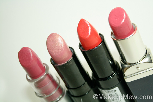Bright Lipsticks for the Summer