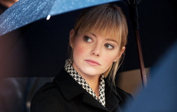 Image of Emma Stone as Gwen Stacy
