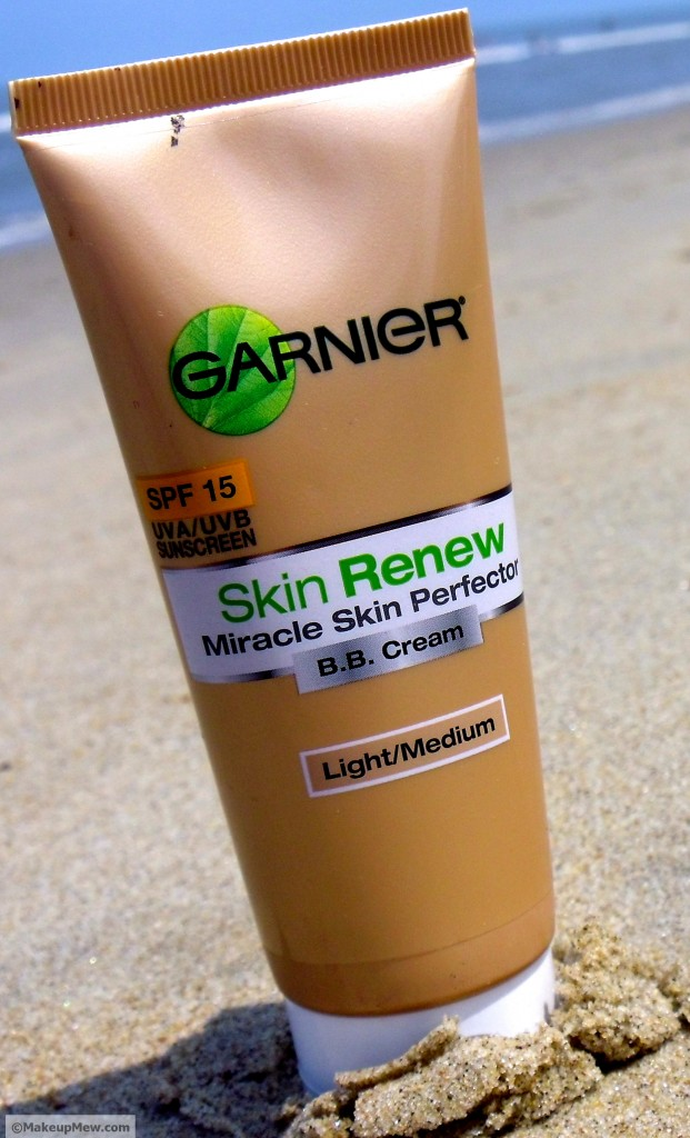 Picture of the Bottle of Garnier Skin Renew B.B. Cream
