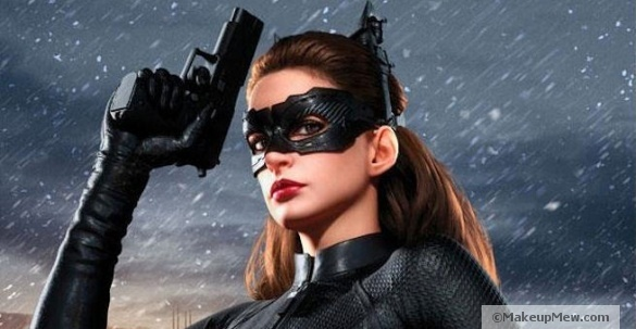 Image of Anne Hathaway as Catwoman