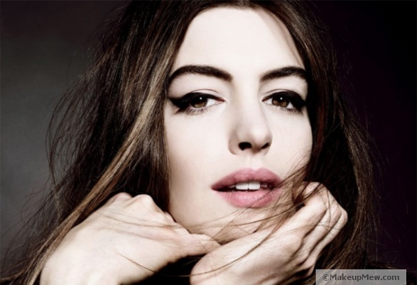 Image from Anne Hathaway's photo shoot for Allure Magazine