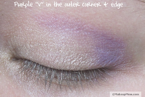 Image of a cute pale purple look