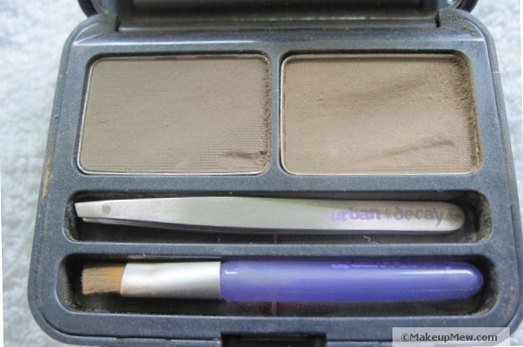 Image of Urban Decay Brow Box Contents