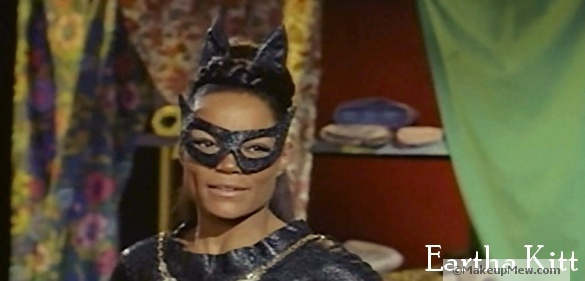 Image of Eartha Kitt as Catwoman