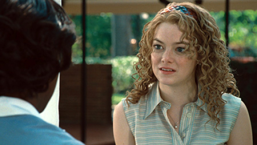 Image of Emma Stone as Skeeter in The Help
