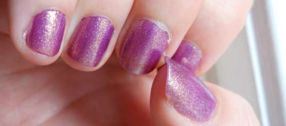 Image of pretty OPI nails