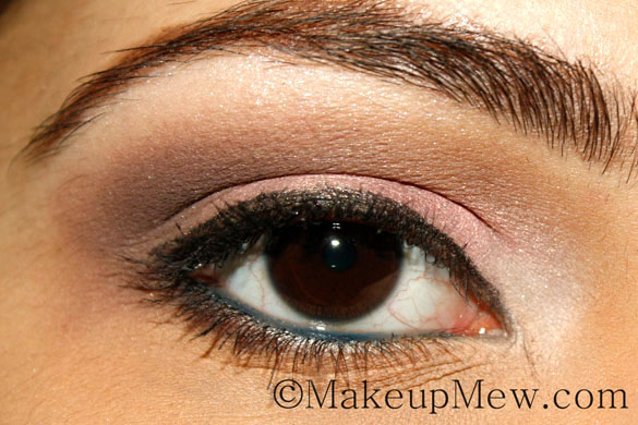 Pink pretty and neutral makeup how to